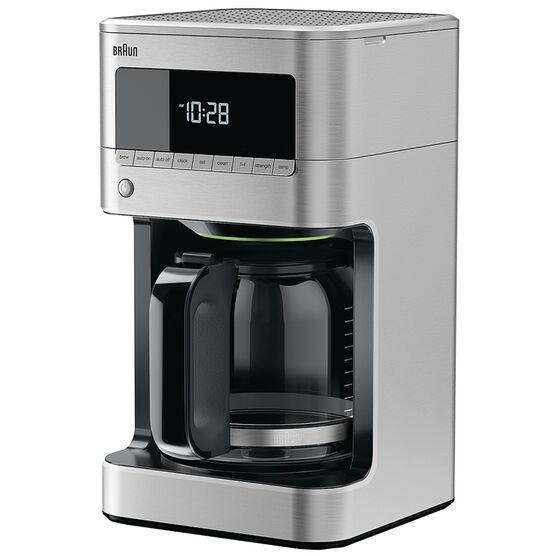 Braun Coffee Maker - Stainless - KF7170SI London Drugs