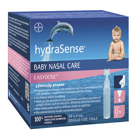 hydraSense Easy Dose - 30 x 5ml