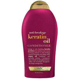OGX Anti-Breakage Conditioner with Keratin Oil - 385ml