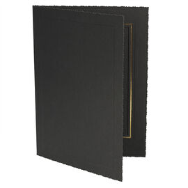 Photo Charcoal 5x7-V Folder - 5x7-V