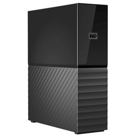WD 4TB My Book USB 3.0 External Storage - Black