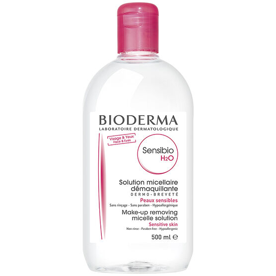 Bioderma Sensibio H2O - Micelle Solution - 500ml