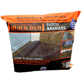 Quick Dam Flood Barriers - 8.9cm x 3M