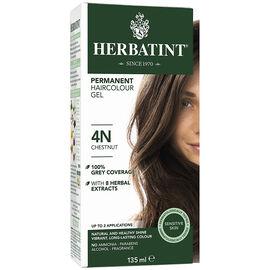 Herbatint Permanent Herbal Haircolour Gel