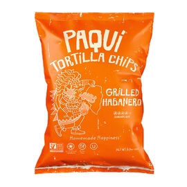 Paqui Tortilla Chips - Grilled Habanero - 155g