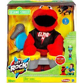 Sesame Street Lets Rock Elmo
