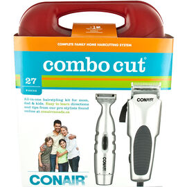Conair Combo Cut Hair Cutting Kit - 27 piece - HC241XWC