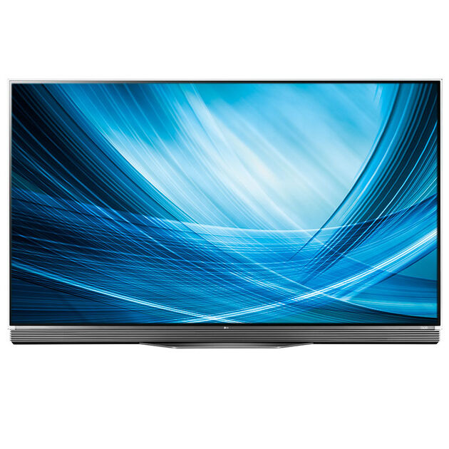 LG 55in 4K UHD Smart OLED TV with webOS 3.0 - OLED55E6P