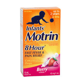 Motrin Infant Concentrated Drops - Berry - 15mL
