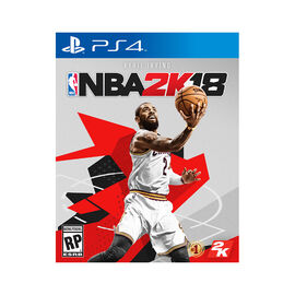 Pre Order: PS4 NBA 2K18 Early Tip Off