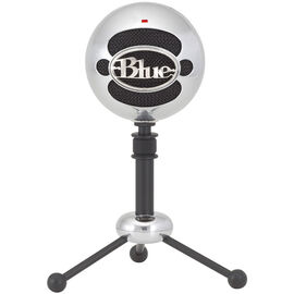 Blue Microphones Snowball USB Microphone - Brushed Aluminum - SNOWBALL-S