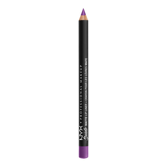 NYX Professional Suede Matte Lip Liner - Run the World