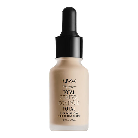 NYX Professional Total Control Drop Foundation - Light Ivory