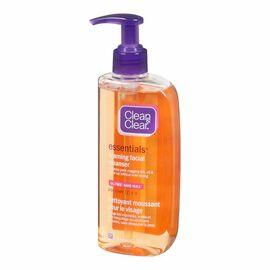 Clean & Clear Essentials Oil-Free Foaming Facial Cleanser - 235ml