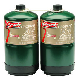 Coleman Propane Cylinders - 2 pack