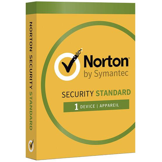 Norton Security Standard 3.0 2016 - 1 Device