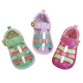 Outbaks Multicoloured Leather Sandals - Girls - Assorted