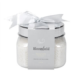 Bloomfield Bath Caviar - Frosted Cotton Bloom - 400g
