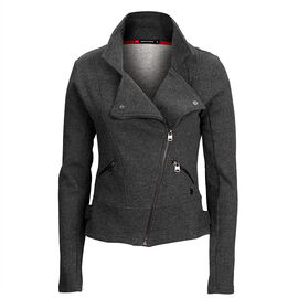 Volcano Biker Fleece Jacket - Graphite - Assorted