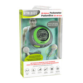 Homedics Deluxe Pedometer - PDM-200-CA