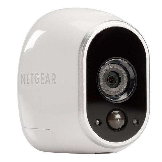 Netgear Arlo 1-Camera HD Security System - VMS3130-100PAS