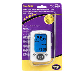 Taylor Digital Thermometer & Timer with Probe - 1471