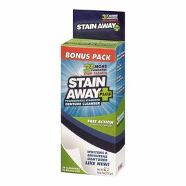 Stain Away Plus Denture Cleaner - 230g