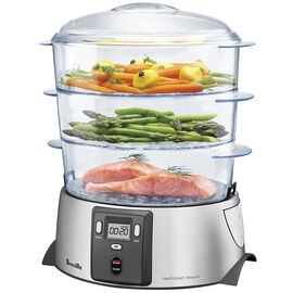 Breville Digital Food Steamer - BFS600XL