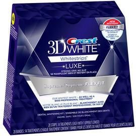 Crest 3D White Whitestrips LUXE - Supreme Flexfit - 14's