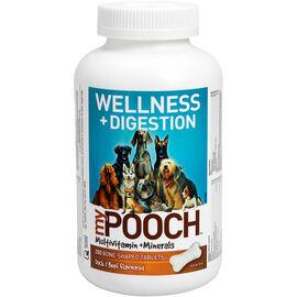 My Pooch Wellness + Digestion Multivitamin & Minerals - Duck & Beef Flavoured - 200s