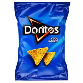 Doritos Tortilla Chips - Cool Ranch - 255g