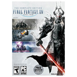 PC Final Fantasy XIV Online - The Complete Edition