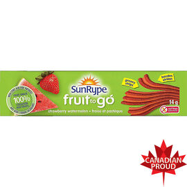 Sun-Rype Fruit To Go - Strawberry Watermelon - 14g