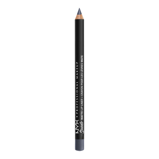 NYX Professional Suede Matte Lip Liner - Foul Mouth