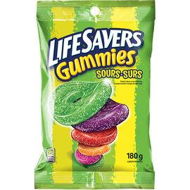 Lifesavers Gummies - Sour - 180g
