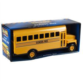 Steel Roder School Bus