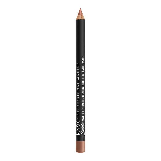 NYX Professional Makeup Suede Matte Lip Liner - Stockholm