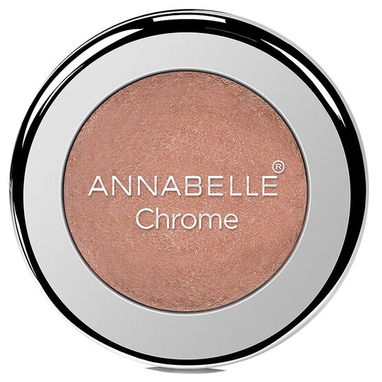 Annabelle Chrome Single Eyeshadow - Rose Gold