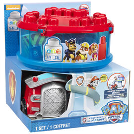 Ionix Paw Patrol Set - Construct The Lookout