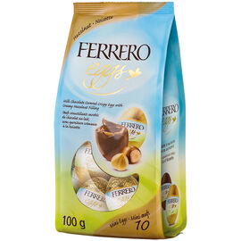 Ferrero Hazelnut Eggs - 10 pieces/100g