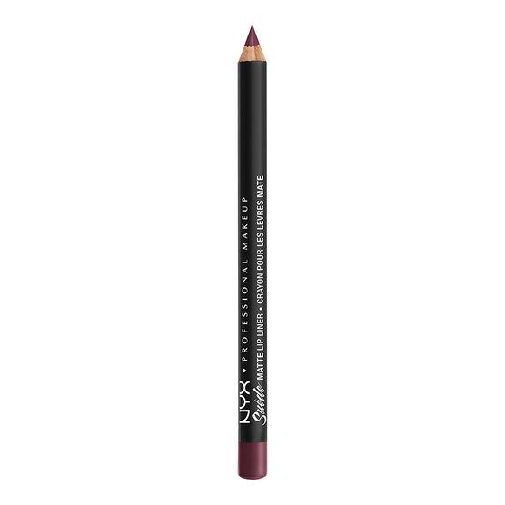 NYX Professional Makeup Suede Matte Lip Liner - Copenhagen