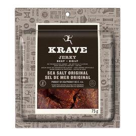Krave Jerky - Sea Salt Original - 75g