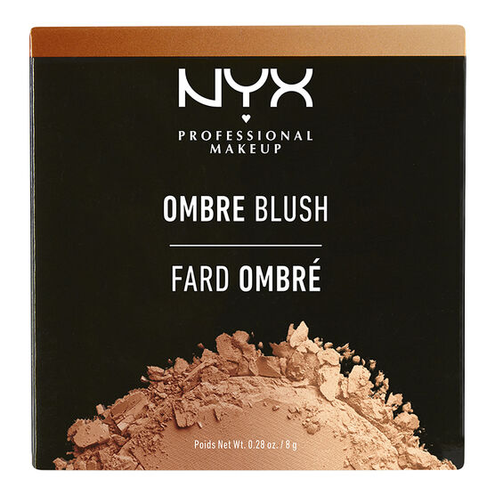 NYX Professional Makeup Ombre Blush - Nude to Me