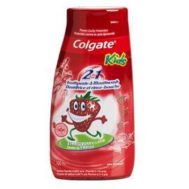 Colgate Kids 2 in 1 Toothpaste - 100ml