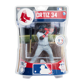 MLB Figure - D.Ortiz 34 - 6 inches