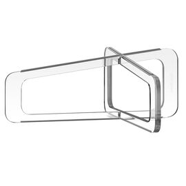 Twelve South GhostStand for MacBook - Clear - TS-12-1308