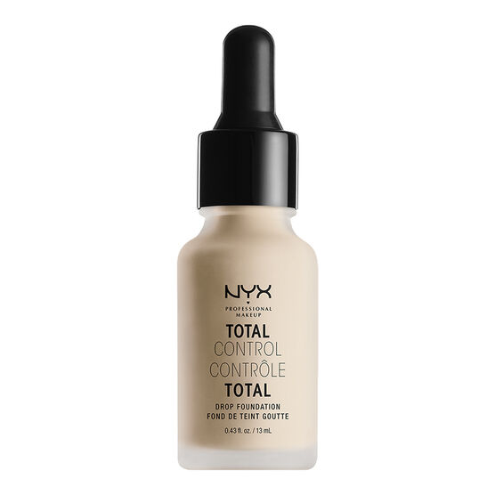 NYX Professional Total Control Drop Foundation - Alabaster