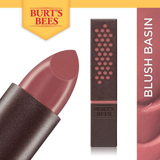 Burt's Bees Lipstick - Blush Basin - 3.4g
