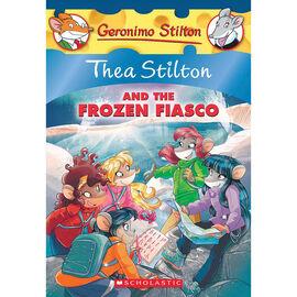 Geronimo Stilton: Thea Stilton and the Frozen Fiasco