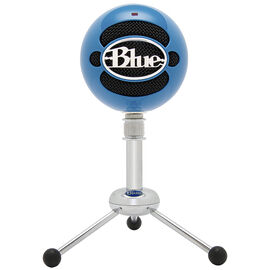 Blue Microphones Snowball USB Microphone - Neon Blue - 3015